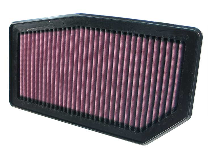 Ford Econoline 2004-2005 E350 Club Wagon 6.0l V8 Diesel  K&N Replacement Air Filter