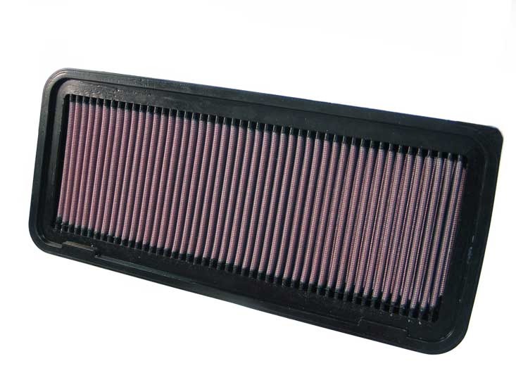 Toyota Highlander 2008-2009  Hybrid 3.3l V6 F/I  K&N Replacement Air Filter