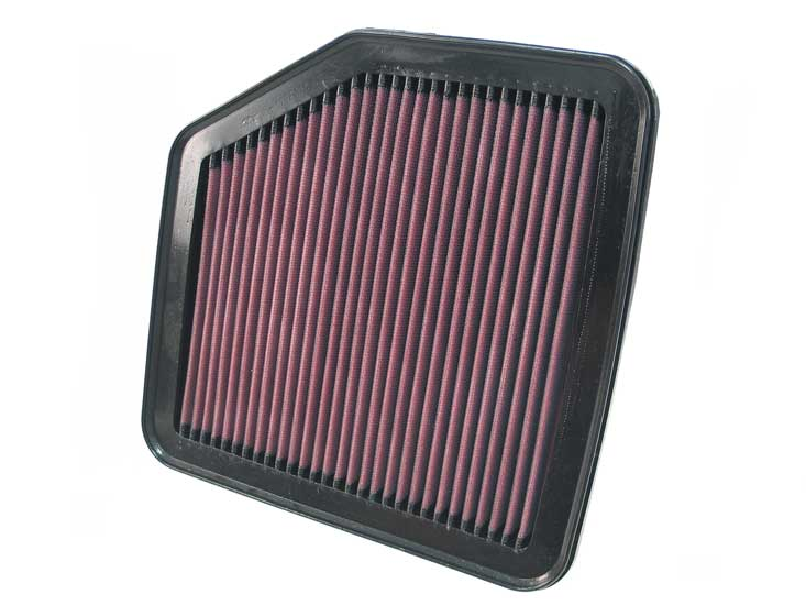 Lexus GS350 2007-2009 GS350 3.5l V6 F/I  K&N Replacement Air Filter