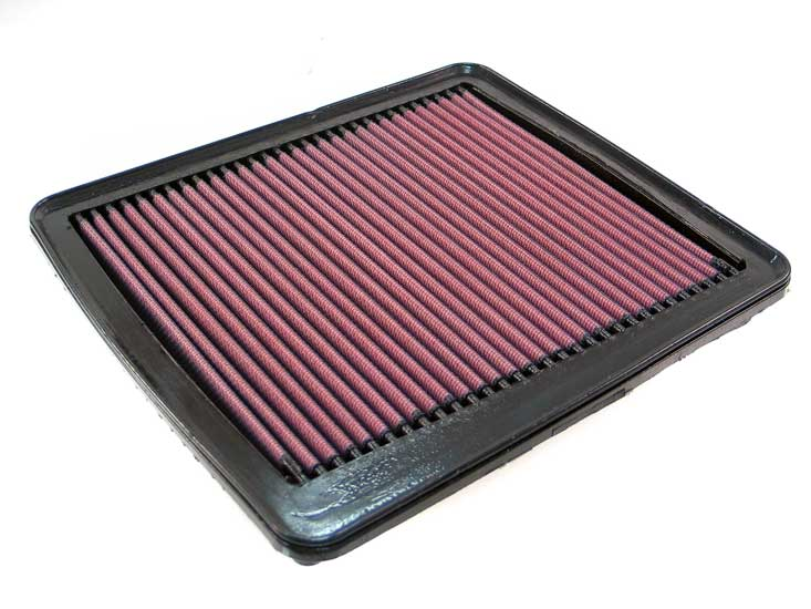 Hyundai Sonata 2006-2009  3.3l V6 F/I  K&N Replacement Air Filter