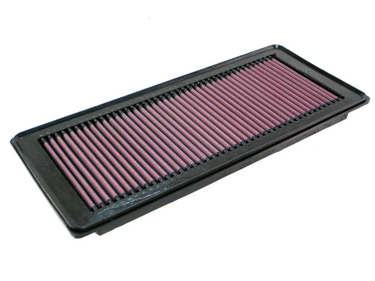 Mazda Tribute 2009-2009  Hybrid 2.5l L4 F/I  K&N Replacement Air Filter