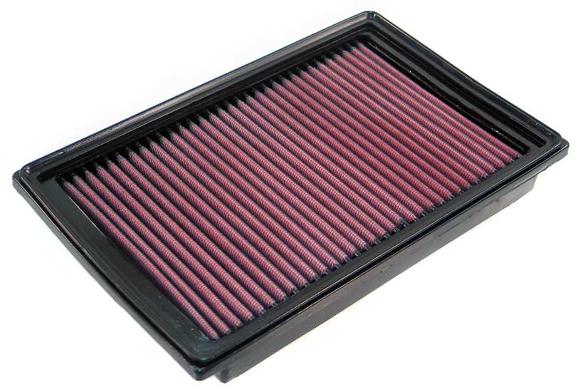 Chrysler Pt Cruiser 2006-2008 Pt Cruiser 2.4l L4 F/I  K&N Replacement Air Filter
