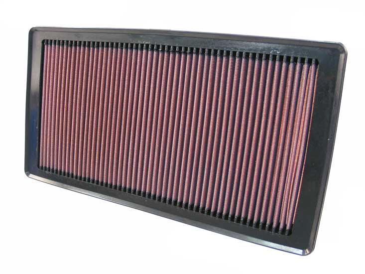 Ford Explorer Sport Trac 2007-2009 Explorer Sport Trac 4.6l V8 F/I  K&N Replacement Air Filter