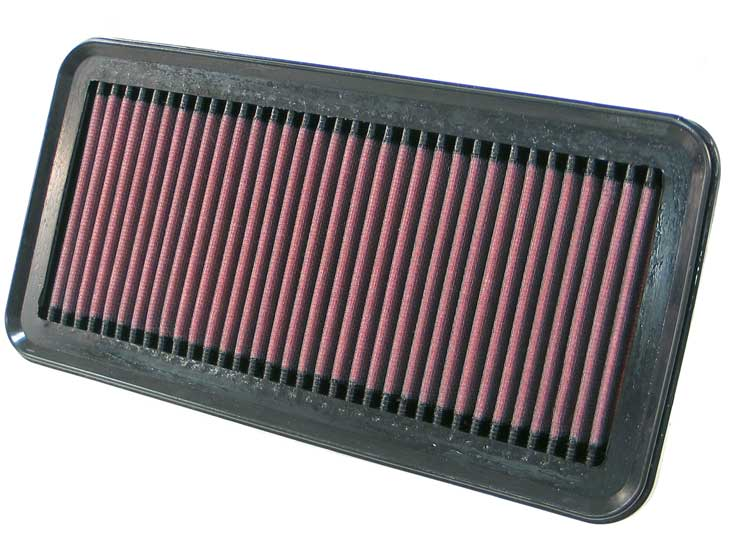 Hyundai Accent 2006-2009  1.6l L4 F/I  K&N Replacement Air Filter
