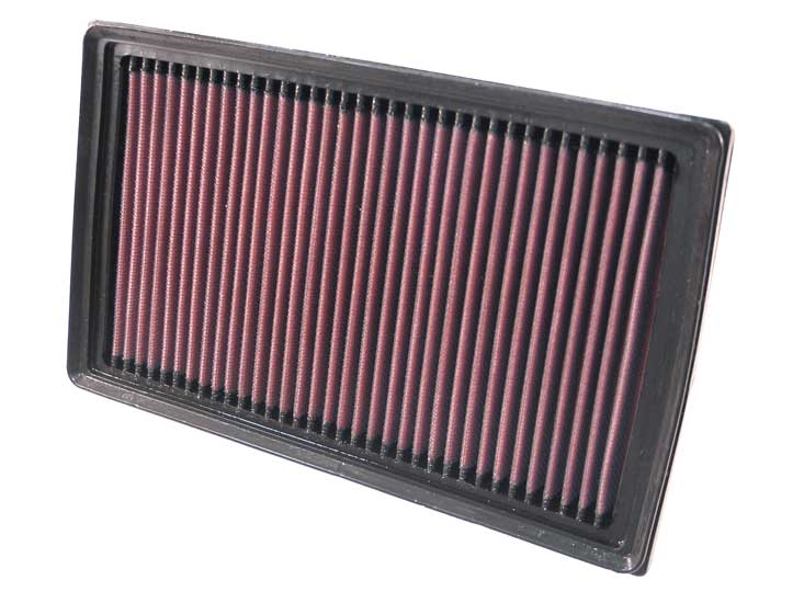 Mercury Milan 2006-2009  2.3l L4 F/I  K&N Replacement Air Filter