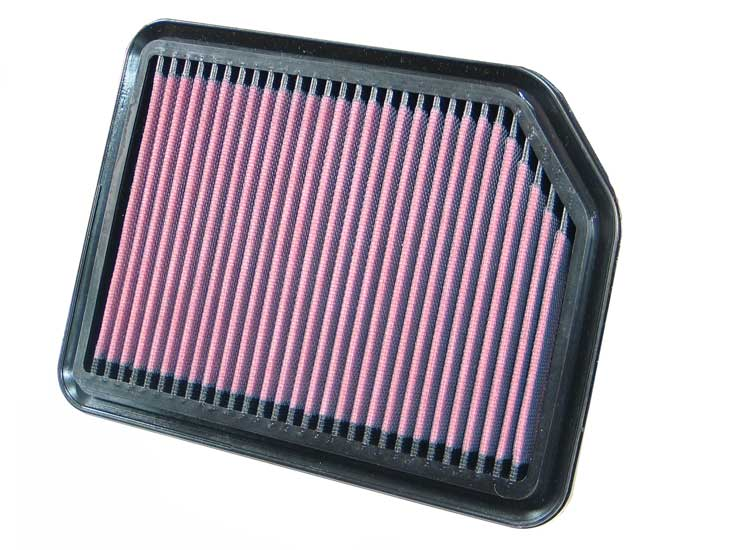 Suzuki Grand Vitara 2006-2008 Grand Vitara 2.7l V6 F/I  K&N Replacement Air Filter