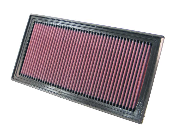 Dodge Caliber 2007-2008  2.4l L4 F/I  K&N Replacement Air Filter