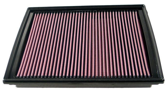 Dodge Nitro 2007-2007  2.8l L4 Diesel  K&N Replacement Air Filter