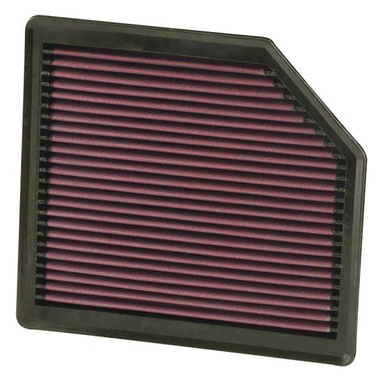 Ford Mustang 2007-2009  Shelby 5.4l V8 F/I  K&N Replacement Air Filter