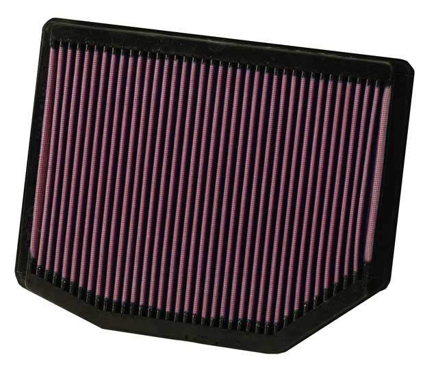 Bmw X3 2008-2008  Si 3.0l L6 F/I  K&N Replacement Air Filter