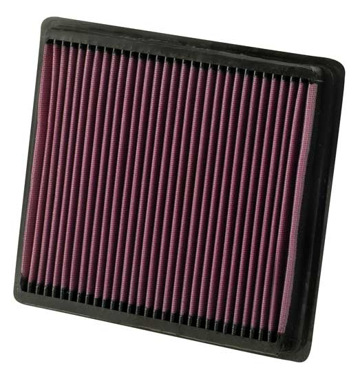 Dodge Avenger 2008-2010  2.4l L4 F/I  K&N Replacement Air Filter