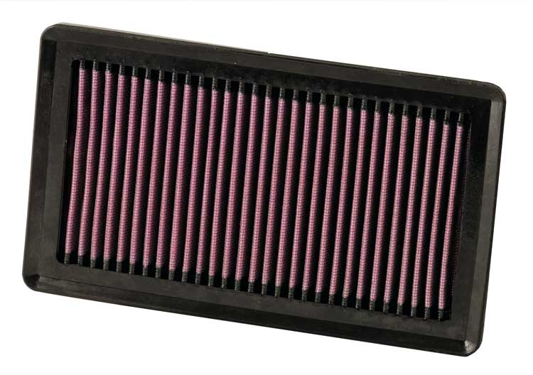 Nissan Versa 2007-2010  1.8l L4 F/I  K&N Replacement Air Filter