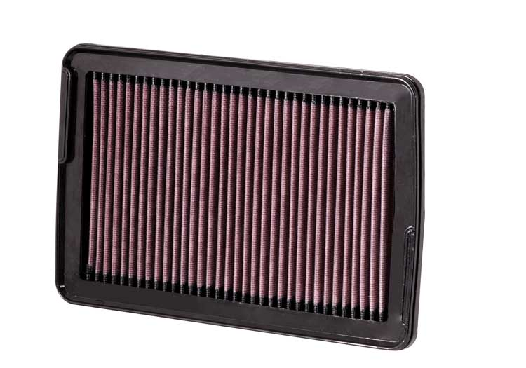 Hyundai Santa Fe 2005-2008 Santa Fe 2.2l L4 Diesel  K&N Replacement Air Filter
