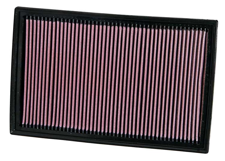 Audi TT 2009-2009 TT 2.5l L5 F/I  K&N Replacement Air Filter