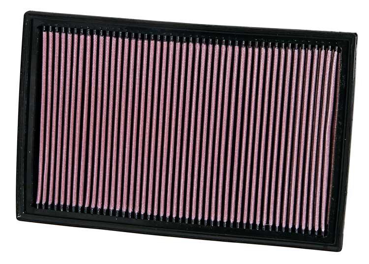 Audi TT 2009-2009 TT Quattro 3.2l V6 F/I  K&N Replacement Air Filter