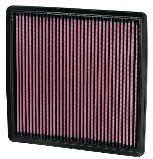 Ford Super Duty 2009-2010 F450 Super Duty 6.8l V10 F/I  K&N Replacement Air Filter