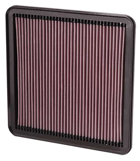 Toyota Land Cruiser 2008-2009 Land Cruiser 5.7l V8 F/I  K&N Replacement Air Filter