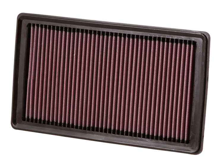 Lincoln Mkz 2007-2009 Mkz 3.5l V6 F/I  K&N Replacement Air Filter