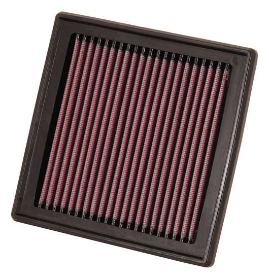 Nissan 350Z 2007-2009 350Z 3.5l V6 F/I  (2 Required) K&N Replacement Air Filter