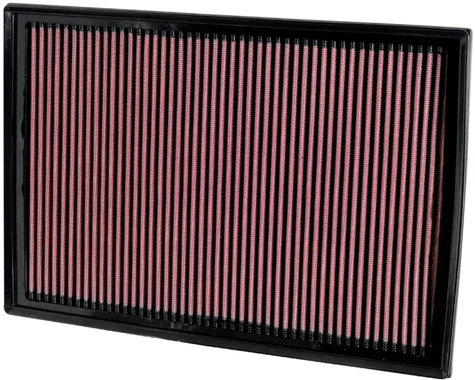 Bmw X5 2007-2009  3.0l L6 F/I  K&N Replacement Air Filter