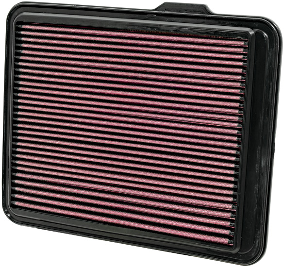 Hummer H3 2009-2009 T 3.7l L5 F/I  K&N Replacement Air Filter