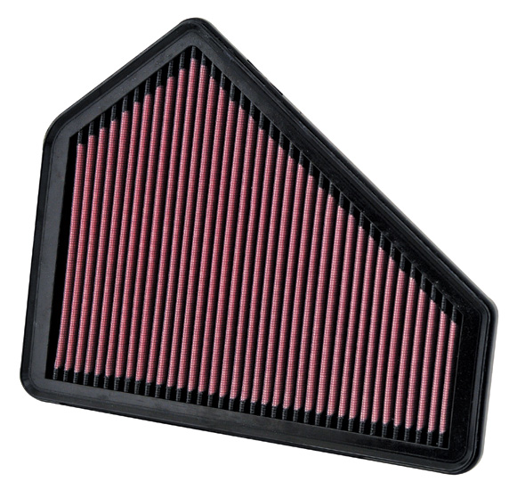 Cadillac Cts 2008-2008 Cts-V 6.0l V8 F/I  K&N Replacement Air Filter