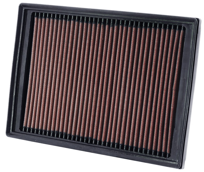 Land Rover Freelander 2007-2008  2.2l L4 Diesel  K&N Replacement Air Filter