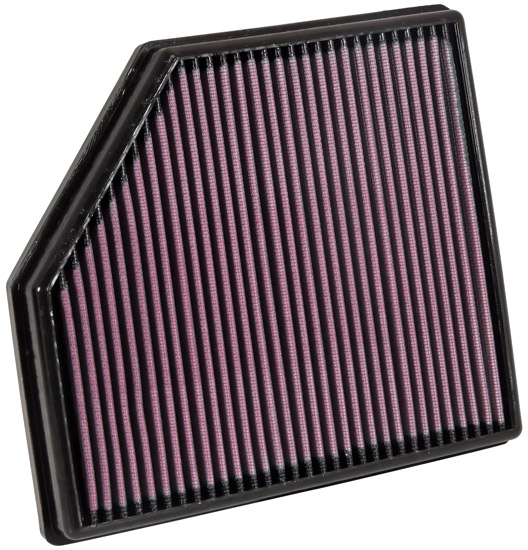 Volvo V70 2008-2009  3.2l L6 F/I  K&N Replacement Air Filter