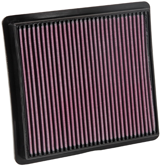 Dodge Caravan 2008-2009 Grand  3.8l V6 F/I  K&N Replacement Air Filter