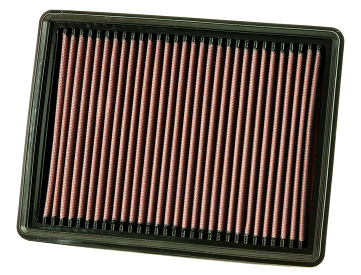 Jeep Grand Cherokee 2008-2009 Grand Cherokee 3.0l V6 Diesel  K&N Replacement Air Filter