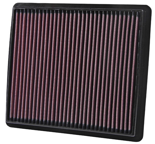 Dodge Journey 2008-2009  2.0l L4 Diesel  K&N Replacement Air Filter