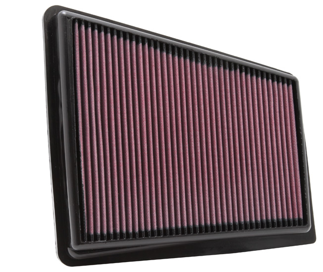 Hyundai Genesis 2009-2009  4.6l V8 F/I  K&N Replacement Air Filter