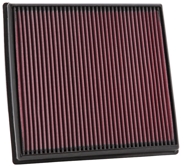 Bmw 5 Series 2009-2009 535i Gt 3.0l L6 F/I  K&N Replacement Air Filter