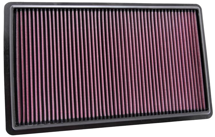 Dodge Viper 2008-2009  8.4l V10 F/I  K&N Replacement Air Filter