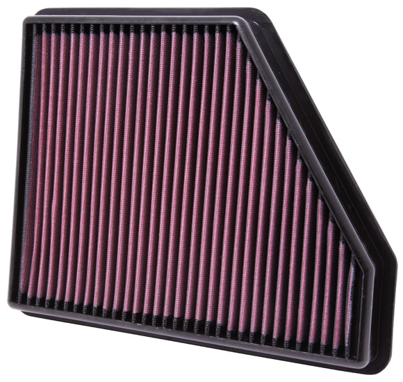 Chevrolet Camaro 2010-2010  6.2l V8 F/I  K&N Replacement Air Filter