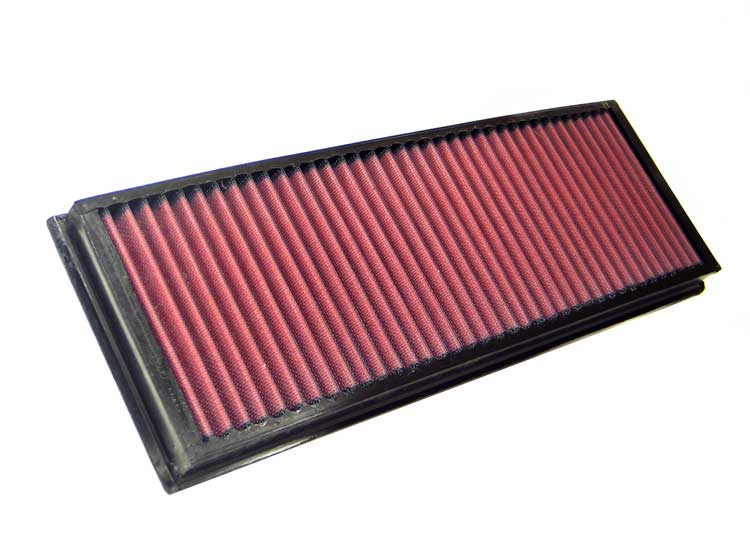 Ford Escort 1987-1989  Iv 1.6l L4 Diesel  K&N Replacement Air Filter