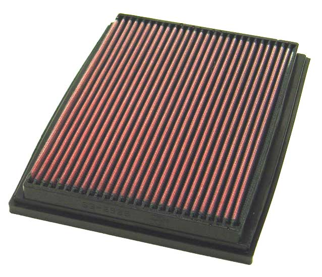 Volvo 740 1987-1992  2.3l L4 F/I Exc. Turbo K&N Replacement Air Filter