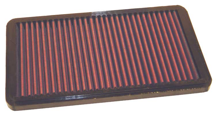 Porsche 911 1987-1989 930 3.0l F6 F/I Turbo K&N Replacement Air Filter