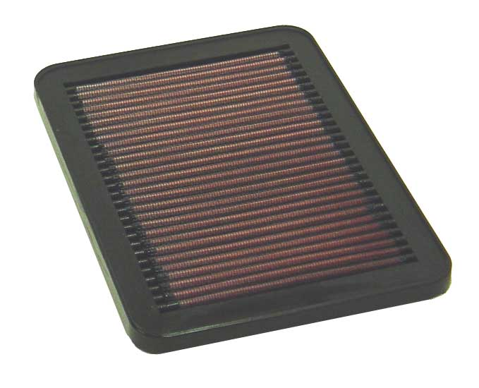 Toyota Corolla 1987-1987  1.6l L4 F/I  K&N Replacement Air Filter