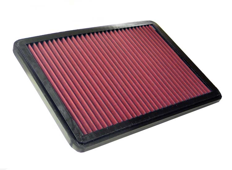 Bmw 6 Series 1988-1988 M6 3.5l L6 F/I  K&N Replacement Air Filter