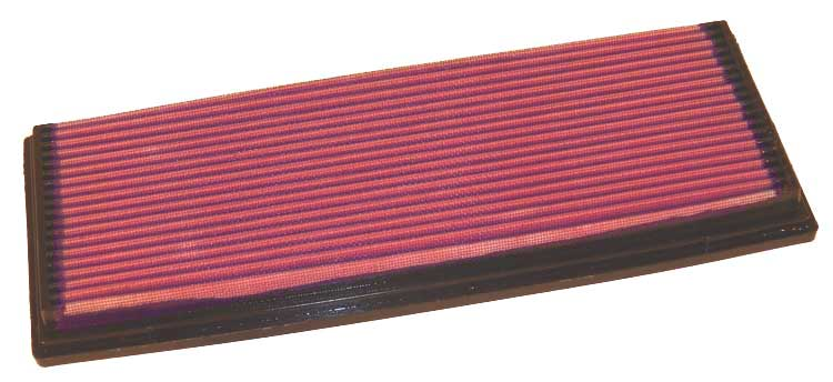 Bmw 7 Series 1986-1986 735i 3.5l L6 F/I Non-, From 9/86 K&N Replacement Air Filter