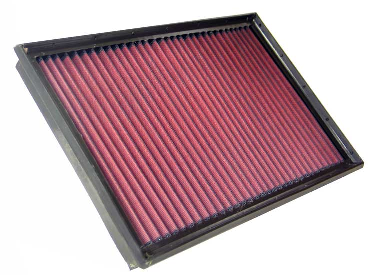 Bmw 5 Series 1986-1986 524td 2.4l L6 Diesel  K&N Replacement Air Filter