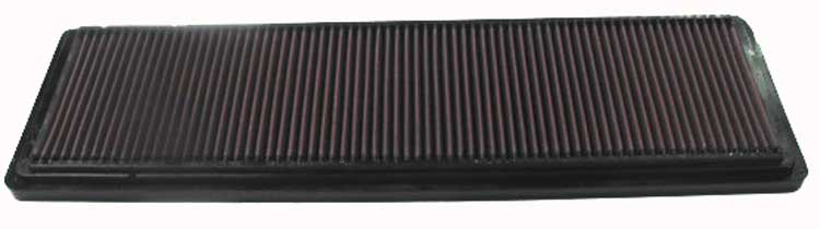 Porsche 928 1991-1992  5.4l V8 F/I  K&N Replacement Air Filter