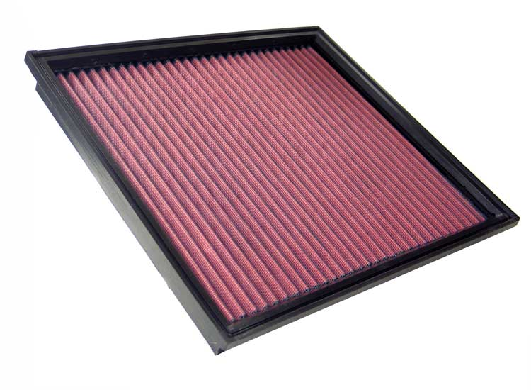Bmw 5 Series 1988-1995 524td 2.4l L6 Diesel  K&N Replacement Air Filter