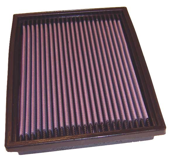Ford Escort 1992-1995  Vi 1.8l L4 F/I  K&N Replacement Air Filter