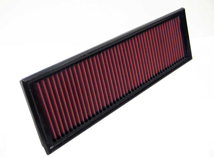 Porsche 944 1987-1987  S 2.5l L4 F/I  K&N Replacement Air Filter