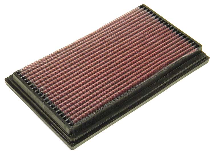 Saab 900 1994-1995  2.3l L4 F/I  K&N Replacement Air Filter
