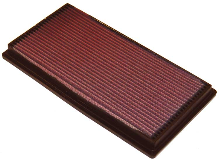 Volvo 850 1993-1993  2.3l L5 F/I  K&N Replacement Air Filter