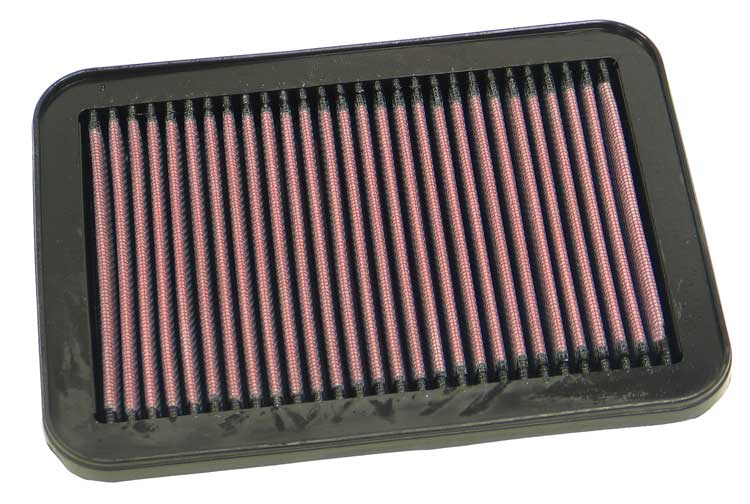 Toyota Corolla 1997-1999  1.4l L4 F/I Left Hand Drive K&N Replacement Air Filter