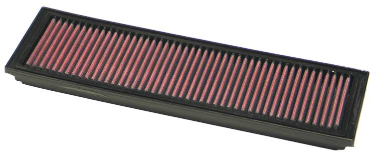 Mercedes Benz Sl600 1992-1993 Sl600 6.0l V12 F/I  (2 Required) K&N Replacement Air Filter
